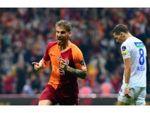 Serdar Aziz'den Süper Lig'de ikinci gol