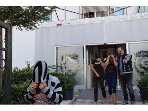 Antalya'da fuhuş operasyonu: 6 gözaltı