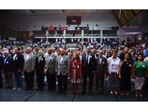 Beşiktaş Tüzük Tadil Kongresi başladı