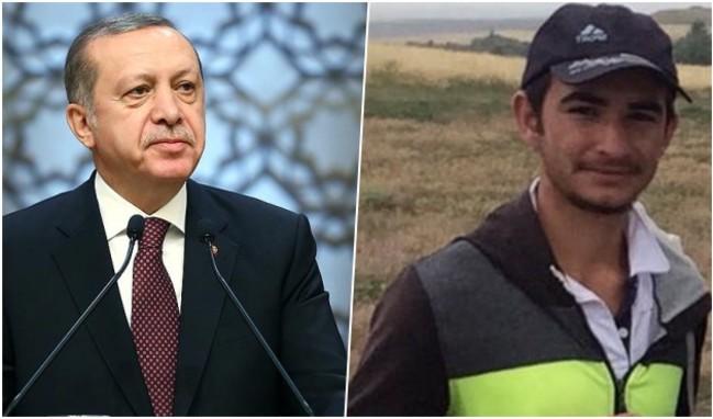 Erdoğan kayıtsız kalmadı, Umut Ali yurda dönüyor!