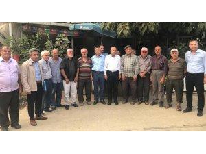 Milletvekili Fikri Işık, Kandıra'da vatandaşlarla bir araya geldi