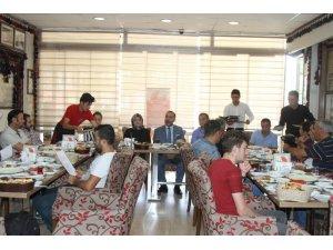 Eğitimci Mehmet Bilici, AK Parti'den Van Büyükşehir Belediye Başkan aday adaylığını açıkladı