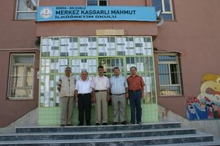Kaşgarlı Mahmut'tan büyük başarı