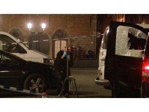 Belçika'da taksiciye silahlı saldırı