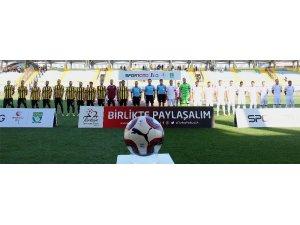 Spor Toto 1. Lig: İstanbulspor: 1 - Adanaspor: 1