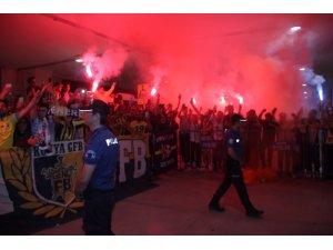 Fenerbahçe, Konya'ya geldi