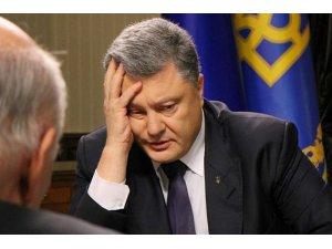 """Ukrayna Devlet Başkanı Poroşenko: """"Rusya Azak Denizini işgal etmek istiyor"""""""