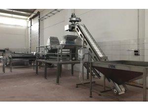 Burhaniye Zeytincilik OSB'de ilk fabrika kuruldu
