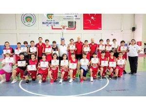 Malatya'da yaz spor okulları sona erdi