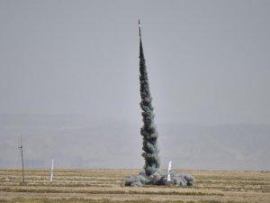TEKNOFEST roket yarışları tamamlandı