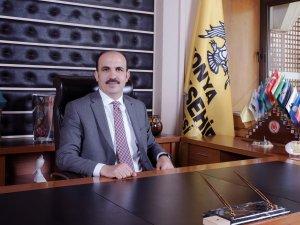 Başkan Altay Dünya Belediyeler Birliği eş başkanlığına seçildi