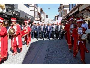 Konya'da Ahilik Haftası ve Esnaf Bayramı kutlamaları başladı