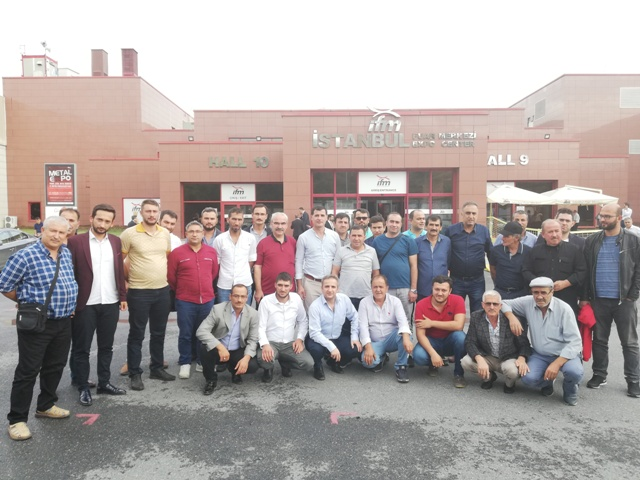 Demirciler İstanbul'a çıkarma yaptı