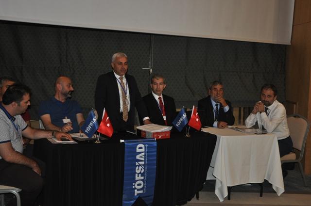 TOFSİAD' Konya'da bir araya geldi