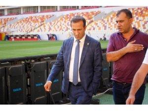 Evkur Yeni Malatyaspor'da 3 haftalık galibiyet özlemi sona erdi