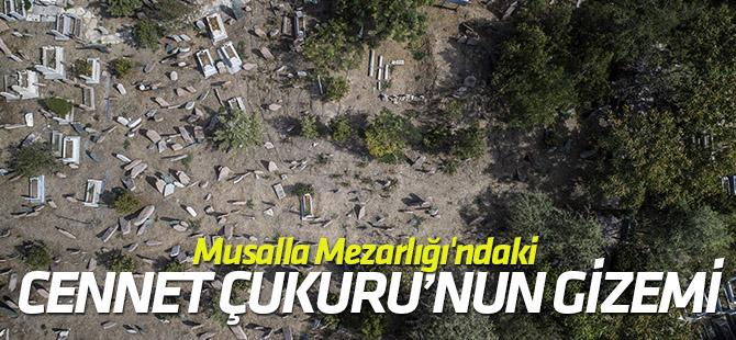 Musalla'daki 'Cennet Çukuru'nun gizemi
