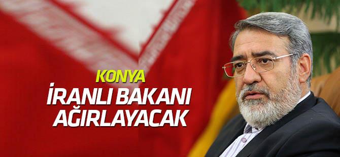 İran İçişleri Bakanı Konya'ya geliyor