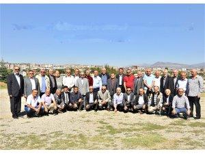 """Seydişehir'de """"Sanat Okulu""""nun ilk mezunları buluştu"""