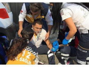 İzmir Adliyesinde gaz sızıntısı
