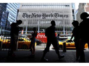 NYT, Suudi Veliaht Prensi'nin himayesindeki konferanstan sponsorluğunu çekti