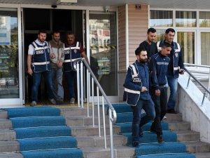 Kırıkkale'de sağlık merkezinden hırsızlık güvenlik kamerasında