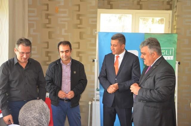 Belediye ve İŞKUR İşbirliği İle Girişimcilik Kursu Başladı