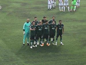 Anadolu Selçukspor Etimesgut'ta kayıp