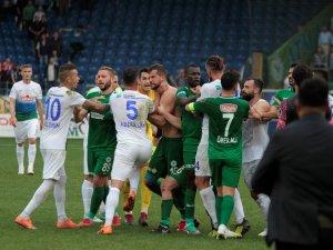 Çaykur Rizespor, Uğur Demirok'u TFF'ye şikayet etti