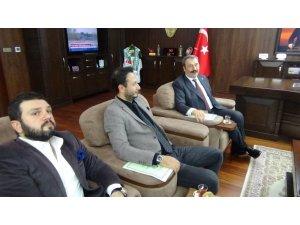 Bursaspor taraftarı 'Artık küfür yok' diye söz verdi