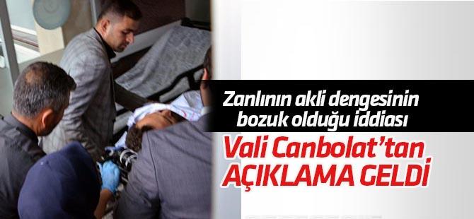 """Mehmet Oğuz'a saldıran zanlının """"akli dengesi bozuk"""" iddiası"""