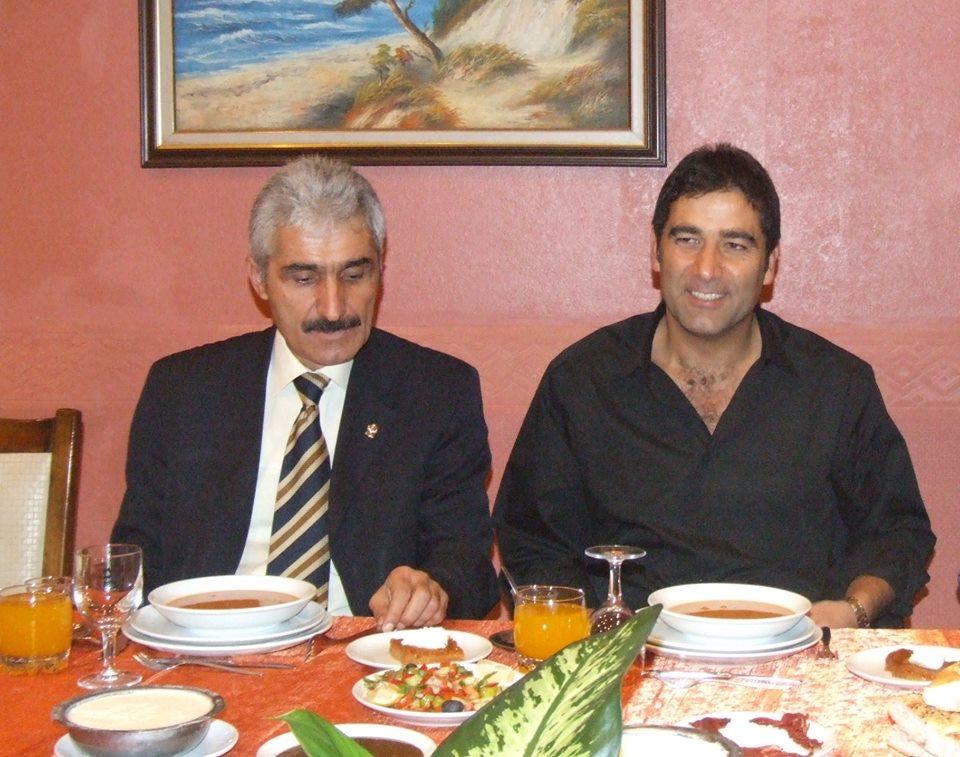 TÜFAD Konya'dan Karaman'a Vefa