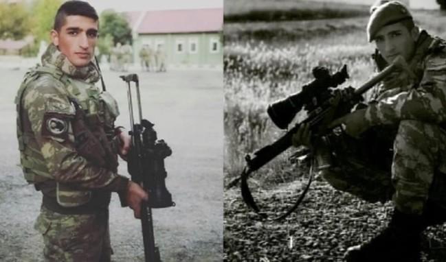 Hakkari'den acı haber: 1 askerimiz şehit oldu...