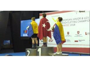 Aydınlı Ayşegül Çakın, Avrupa Şampiyonu oldu
