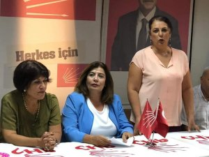 Kadın adaylar kolları sıvadı