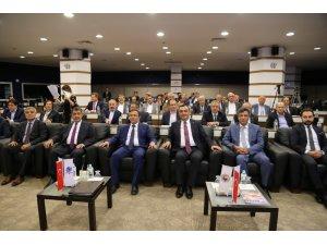 """KAYSO Başkanı Büyüksimitci, Hedefimiz ihracatta ilk 10'a girmek"""""""