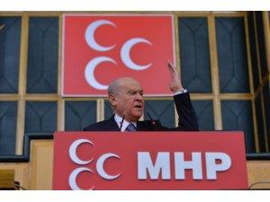 """MHP lideri Bahçeli: """"İttifak arayışımız kalmadı, işin tadı kaçtı"""""""