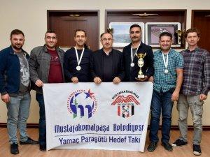 Yamaç paraşütçülerinden Türkiye derecesi