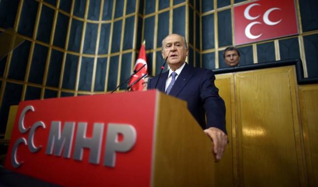 Bahçeli'den yeni ittifak açıklaması: Cumhur ittifakı duruyor yerelde ittifak yok!