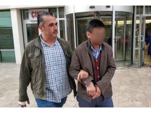 Samsun'da karısını erkeklere pazarladığı iddia edilen şahıs tutuklandı