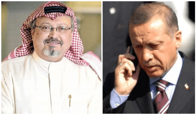 Cumhurbaşkanı Erdoğan Kaşıkçı'nın ailesini aradı!