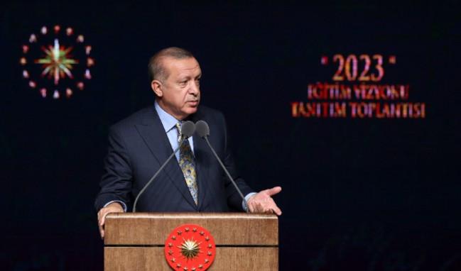 Erdoğan'dan öğretmenlere müjde üstüne müjde...