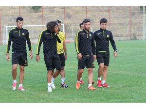 E.Y. Malatyaspor, Galatasaray maçının hazırlıklarına başladı