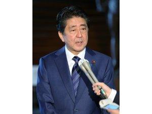 Japonya Başbakanı Abe'den Türkiye ve Katar'a teşekkür