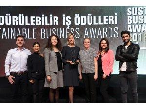 Siemens Türkiye'nin 'Çeşitlilik Konseyi'ne ödül
