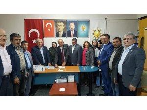 Resmen AK Parti'de