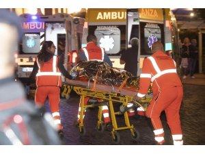 Roma'daki yürüyen merdiven kazasında 30 kişi yaralandı