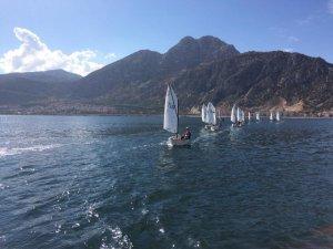 3. Altın Elma Optimist Yelken Yarışları