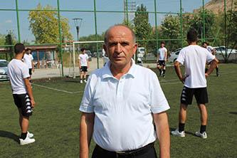 Mustafa Metin: İyi başlamak istiyoruz