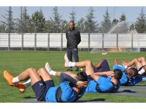 Ankaragücü'nde Konyaspor hazırlıkları devam etti