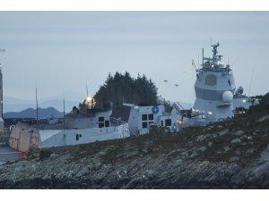 Norveç'te gemi kazası: 7 yaralı
